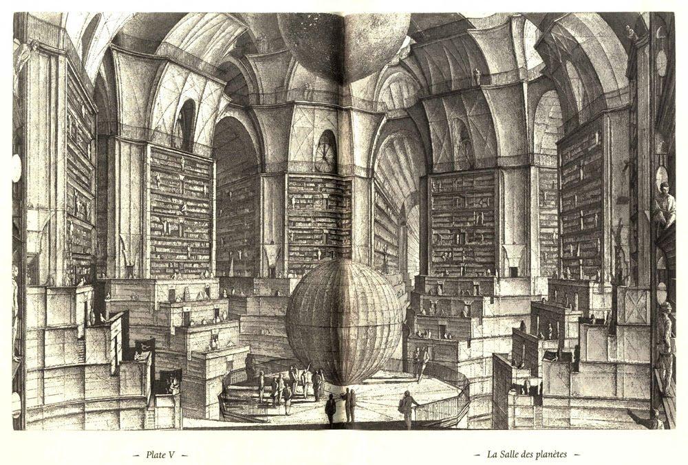 Edebiyatta Mimarlık